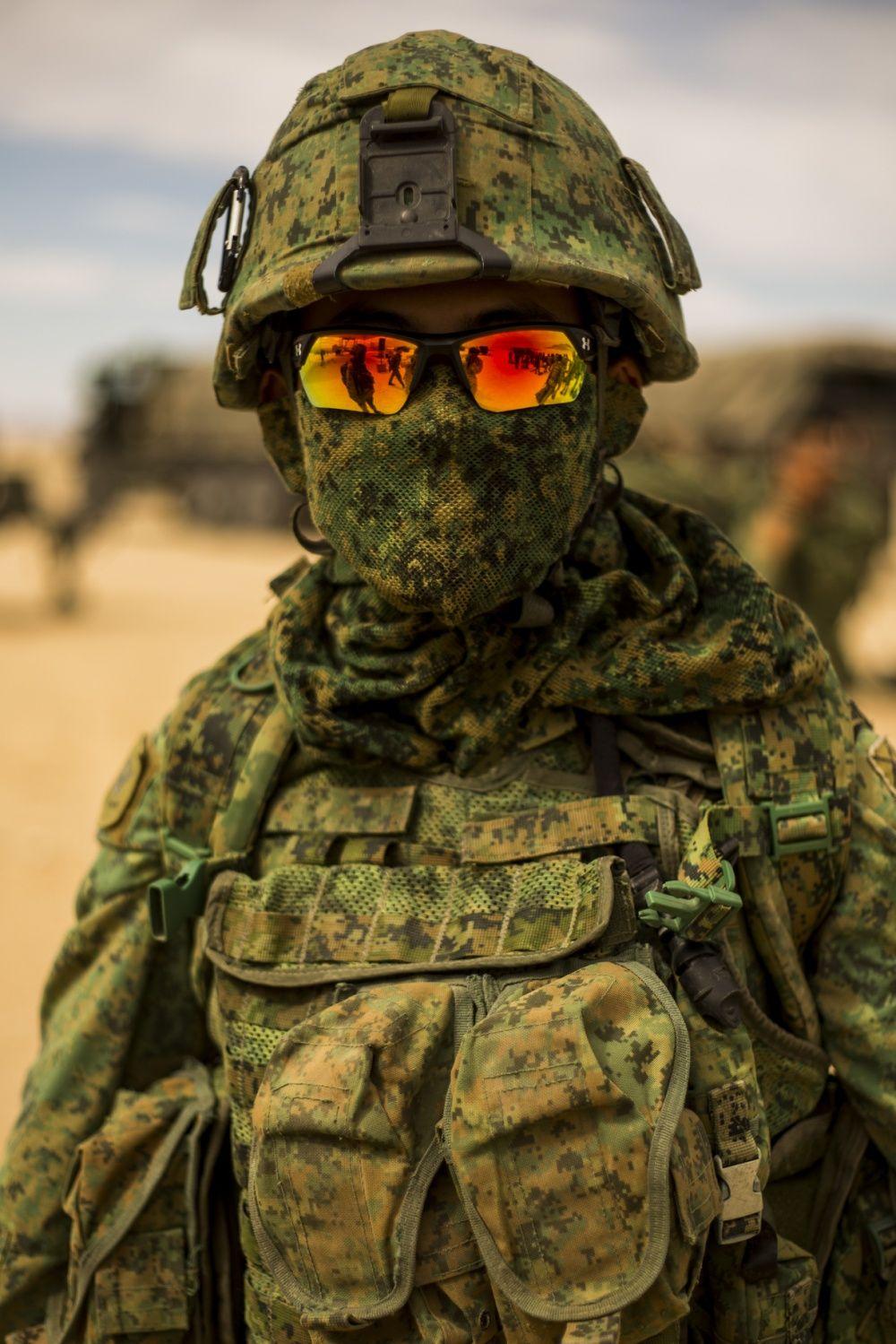 Singapore Digitals and some history of Singapore Combat Dress 3e372410