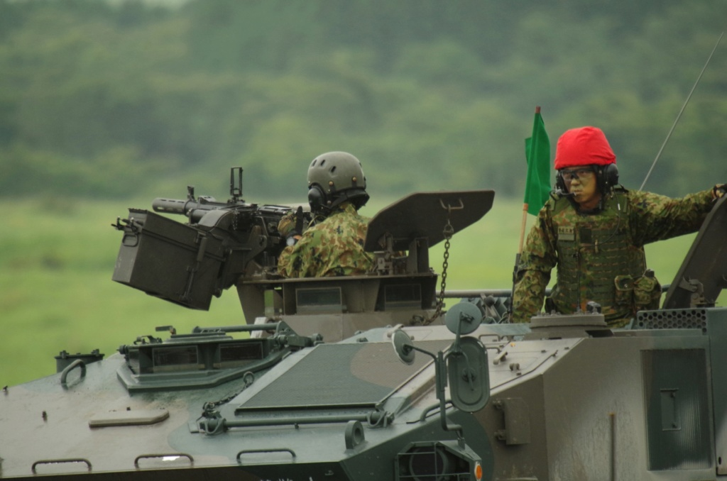 My JSDF Stuff 96gren11