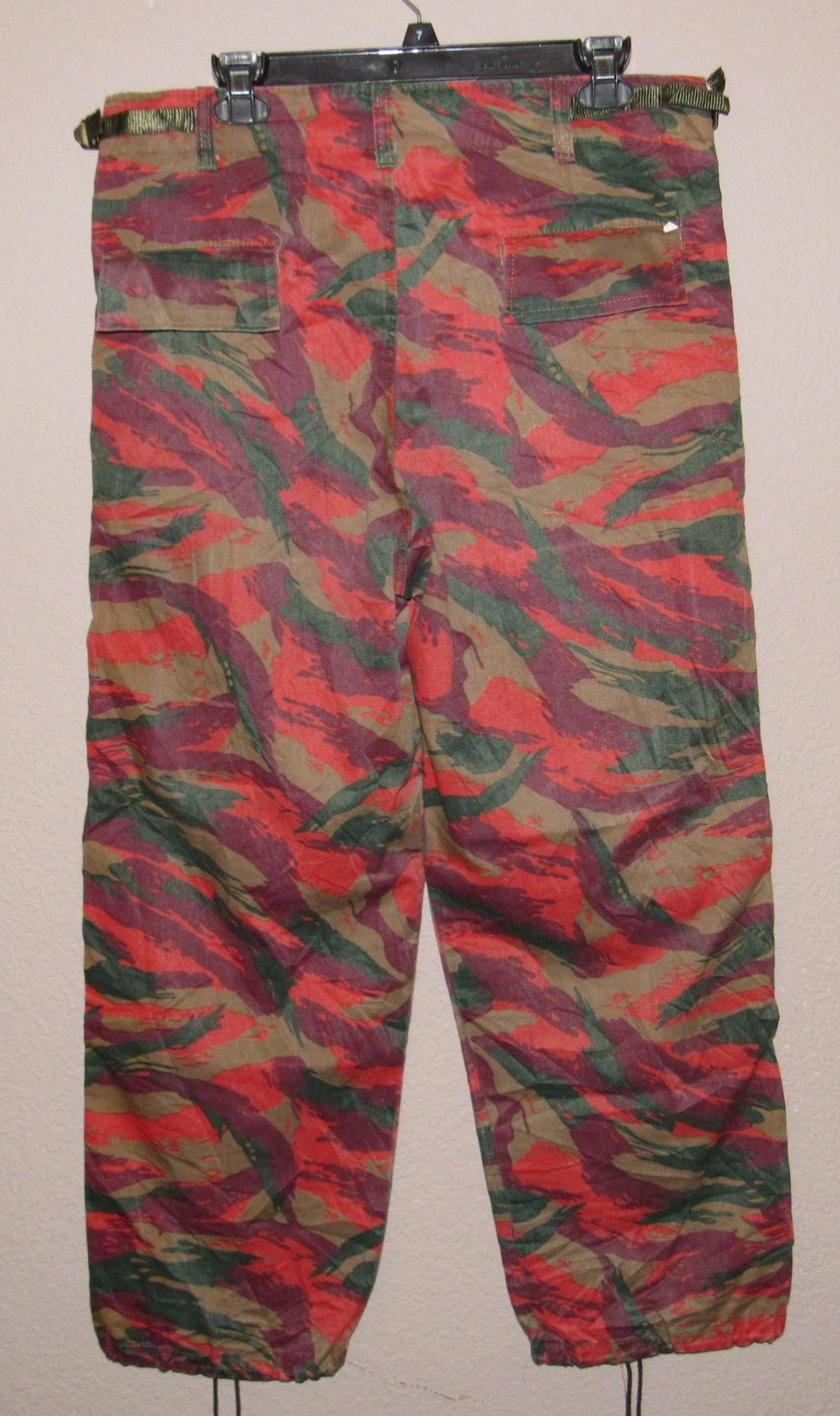 Bison Trooper Orange Tiger Stripe/Lizard Camouflage (Street Fighter 1994) Bison_11
