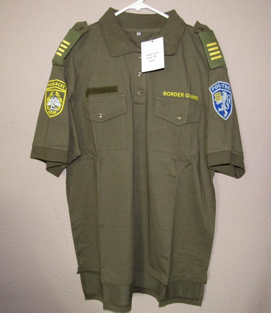My Estonian Military/Police Stuff Estoni12