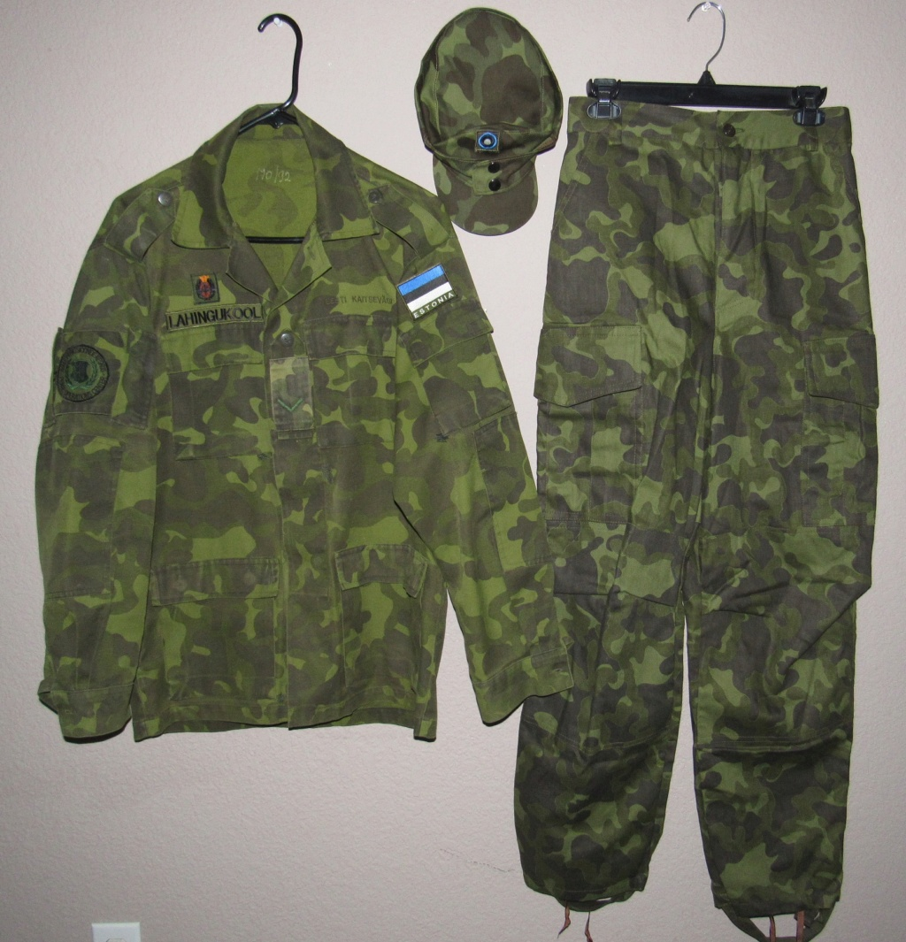 My Estonian Military/Police Stuff Estoni16