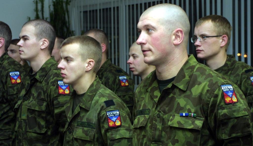 My Estonian Military/Police Stuff Estpat10