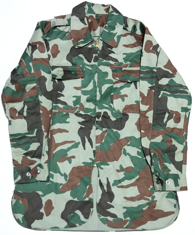 Japanese camouflage jacket Fang_a11