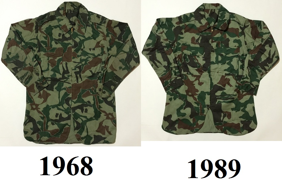 JSDF Experimental, Trial, and Prototype Uniforms and Patterns Jgsdf_19