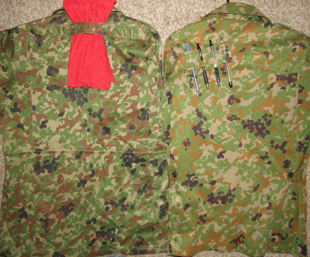 My JSDF Stuff Jieita13