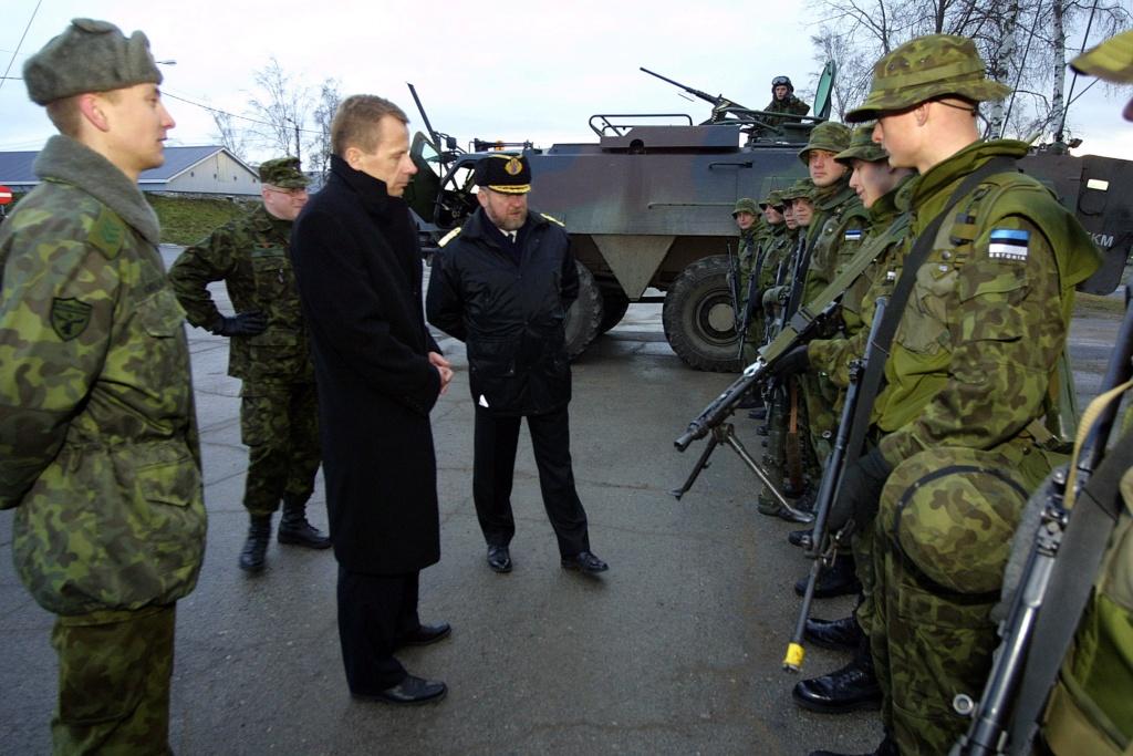 My Estonian Military/Police Stuff Kaitse10