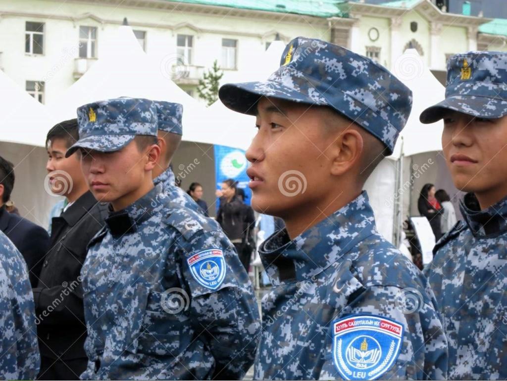 New Mongolian digital patterns Mongol11