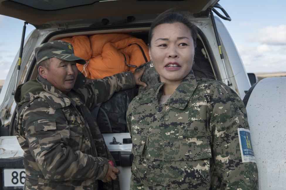 New Mongolian digital patterns Mongol12