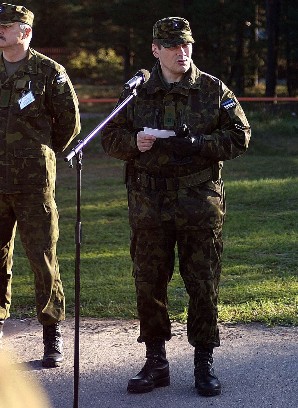 My Estonian Military/Police Stuff On_kai10