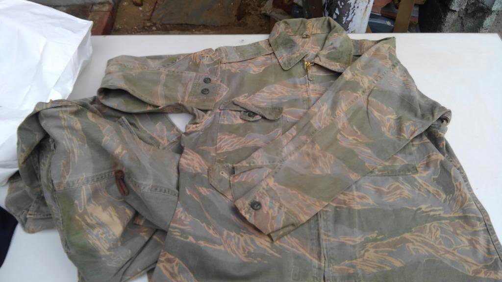 JSDF Experimental, Trial, and Prototype Uniforms and Patterns Self-d10
