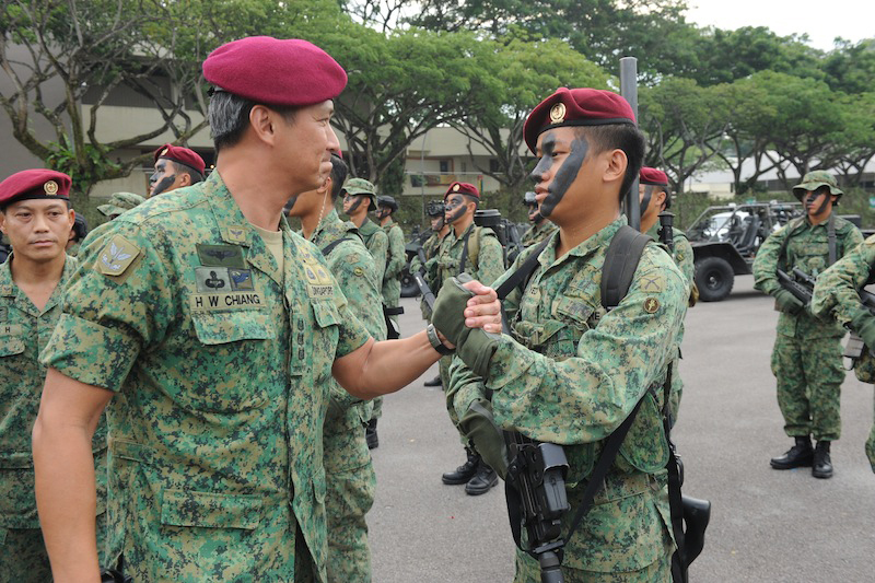 Singapore Digitals and some history of Singapore Combat Dress Singap21