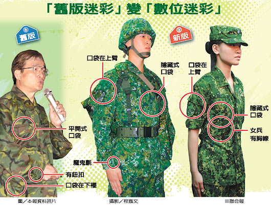 Examining Some Taiwanese Camos Taiwan27