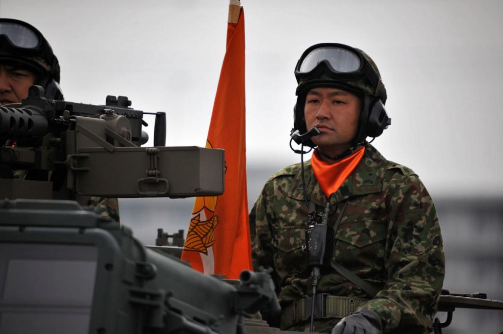 My JSDF Stuff Tank_c11