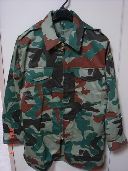 JSDF Experimental, Trial, and Prototype Uniforms and Patterns Tsrjrj10