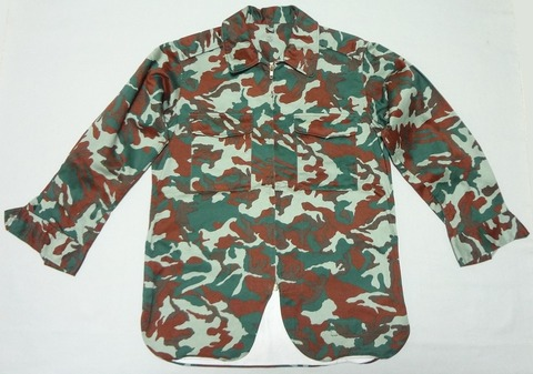 JSDF Experimental, Trial, and Prototype Uniforms and Patterns Unknow16