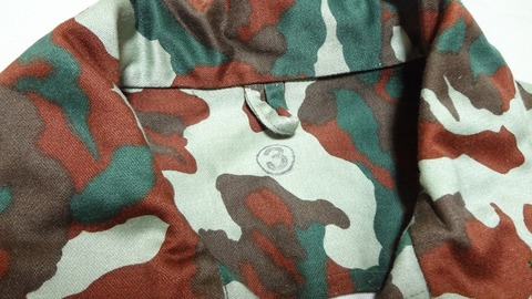 JSDF Experimental, Trial, and Prototype Uniforms and Patterns Unknow17