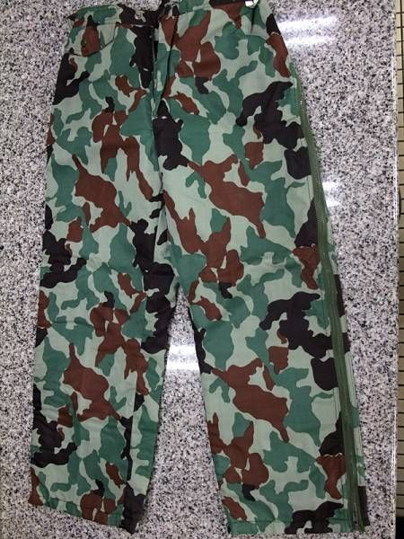 JSDF Experimental, Trial, and Prototype Uniforms and Patterns Vertic10