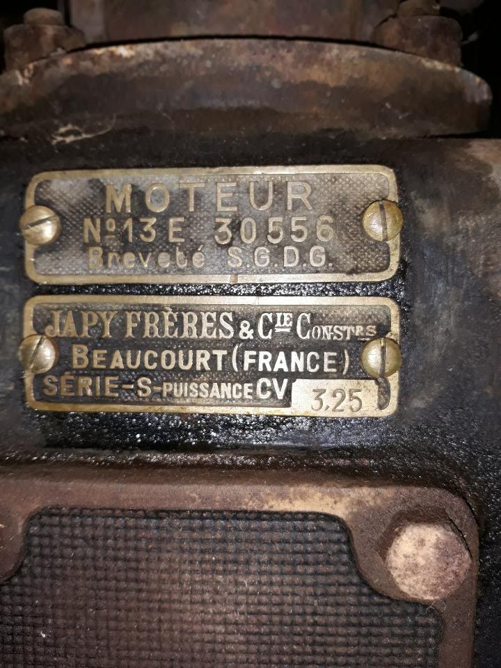 Japy - Japy 13E série S 3.25cv 1925 Resize11
