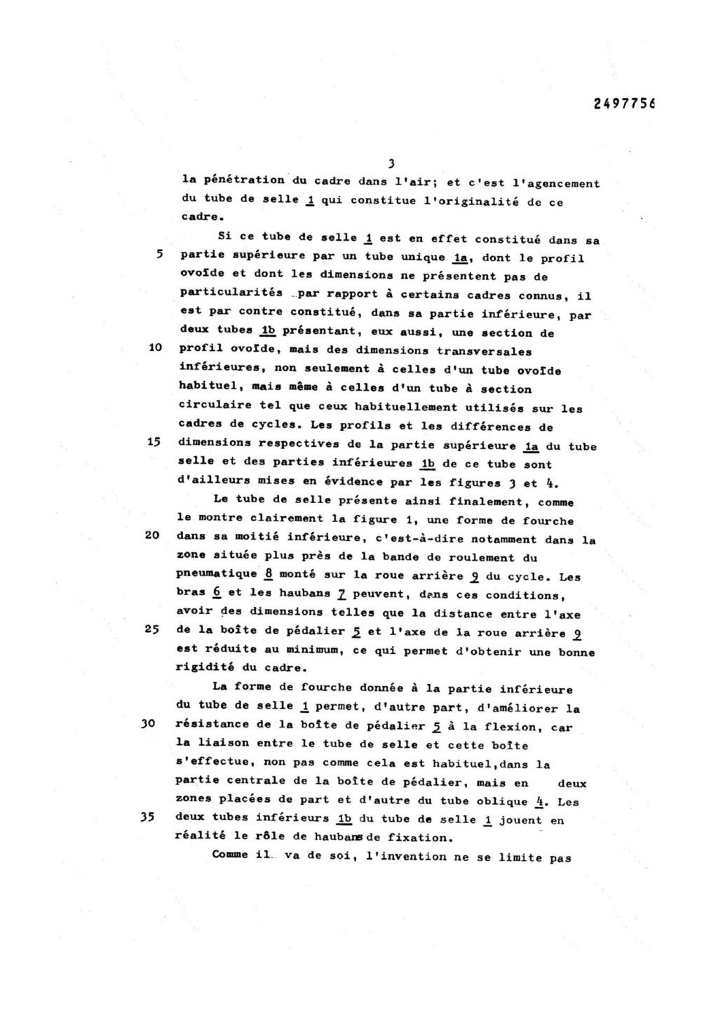 Motobecane Profil: 1/2/3 - Page 2 410