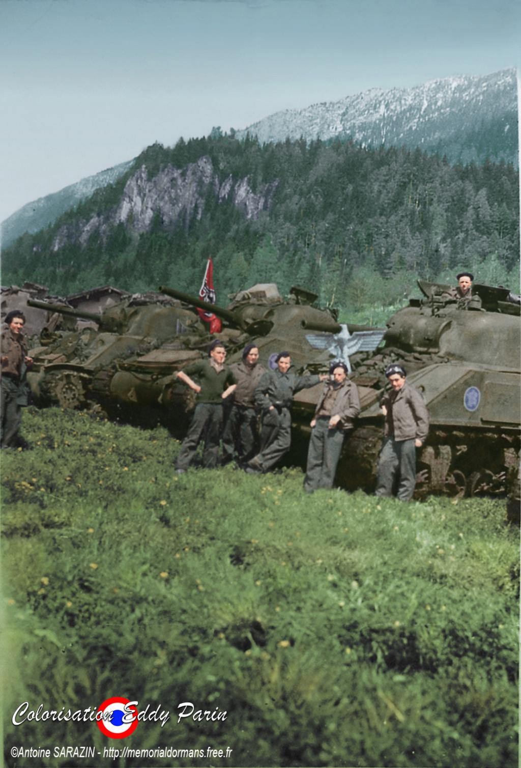 Observations photo colorisée Berchtesgaden mai 45 12_mai12