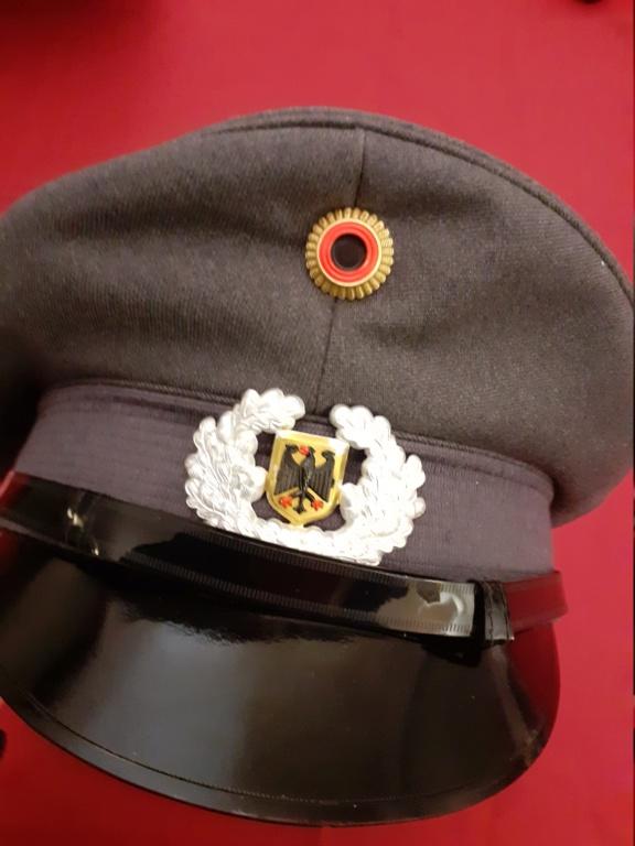 Une autre casquette. 20191210