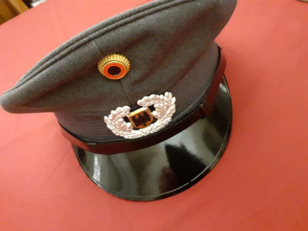 Une autre casquette. 20191212