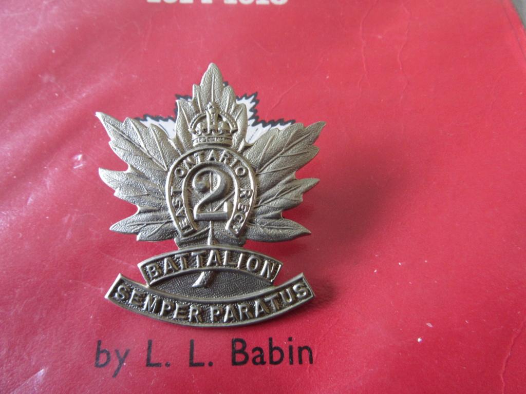 Cap badges  2nd_ea10
