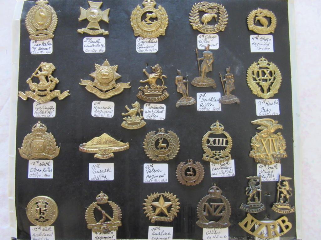 Caps bagde NZ WW1 Nz_inf11