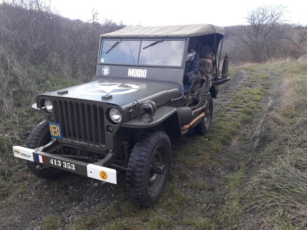 Reconstitution Jeep MOÏDO Moido10
