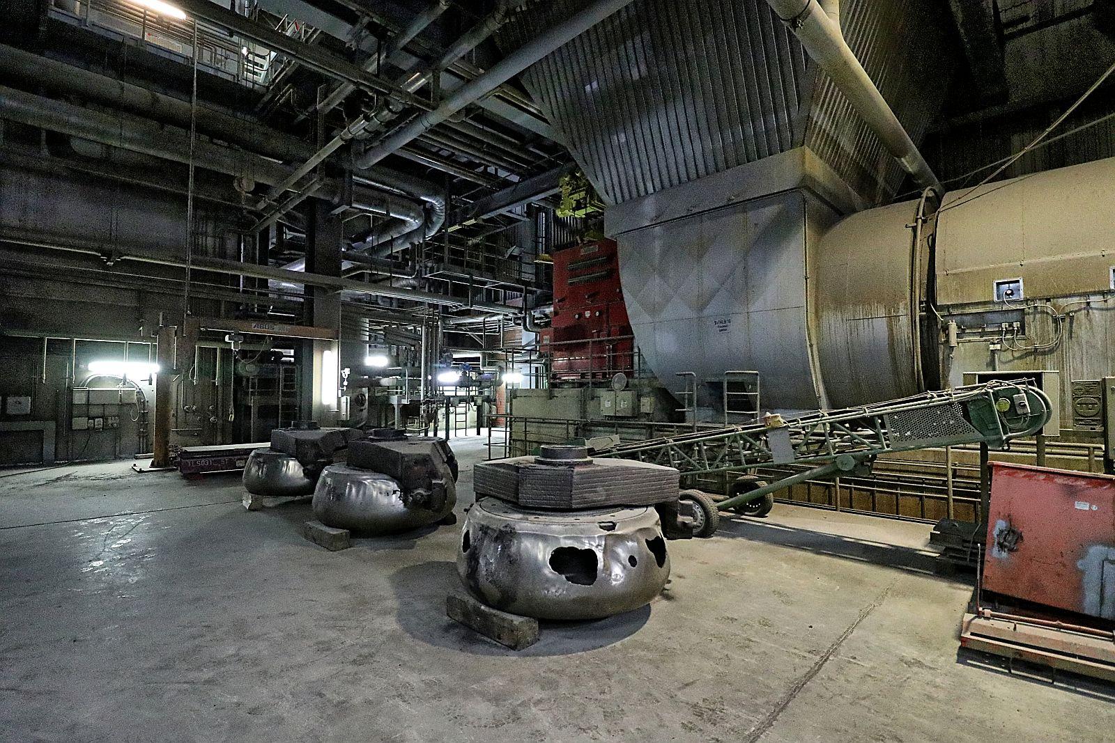 Besuch STEAG-Kraftwerk Walsum  1017