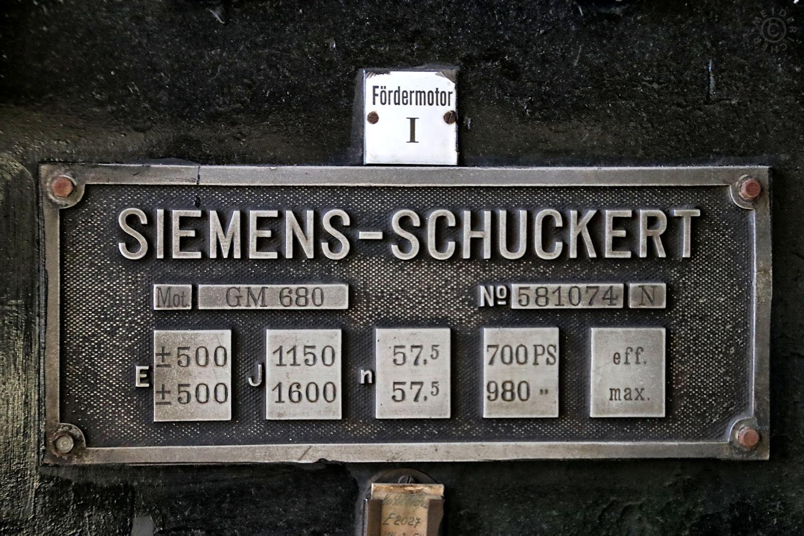 Zeche Rheinpreußen Schacht 4 1210
