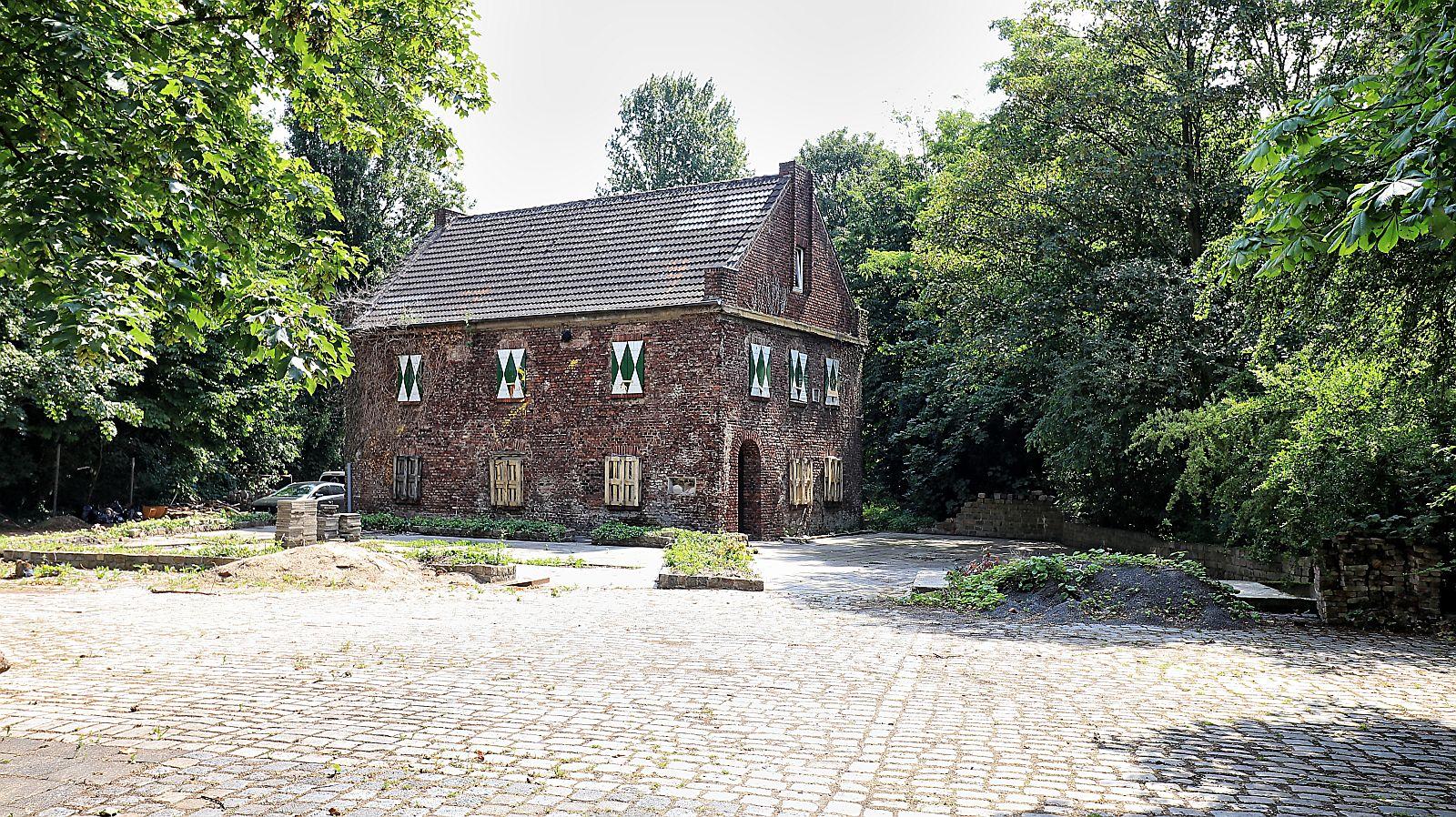 Die Moriansmühle 128