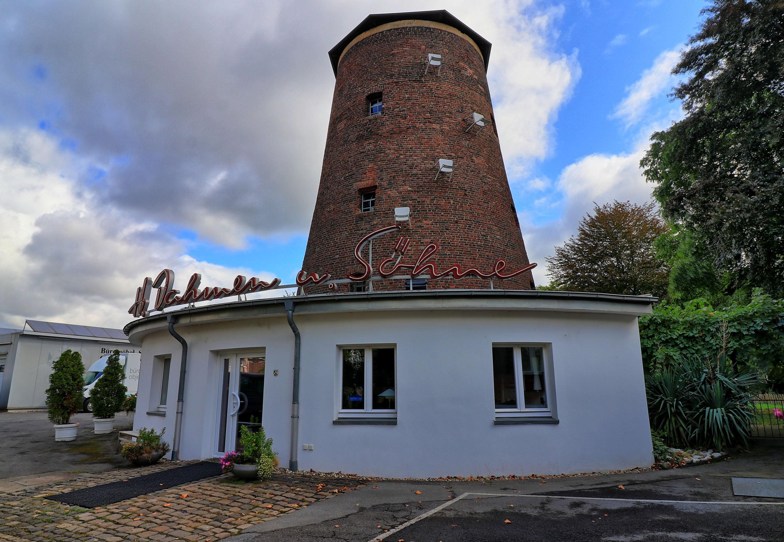 Stahlsmühle in Duisburg Meiderich. 130
