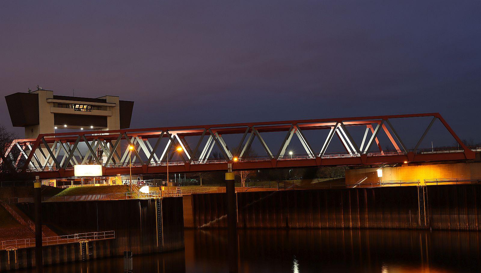 Unterwegs im Innenhafen Duisburg 137