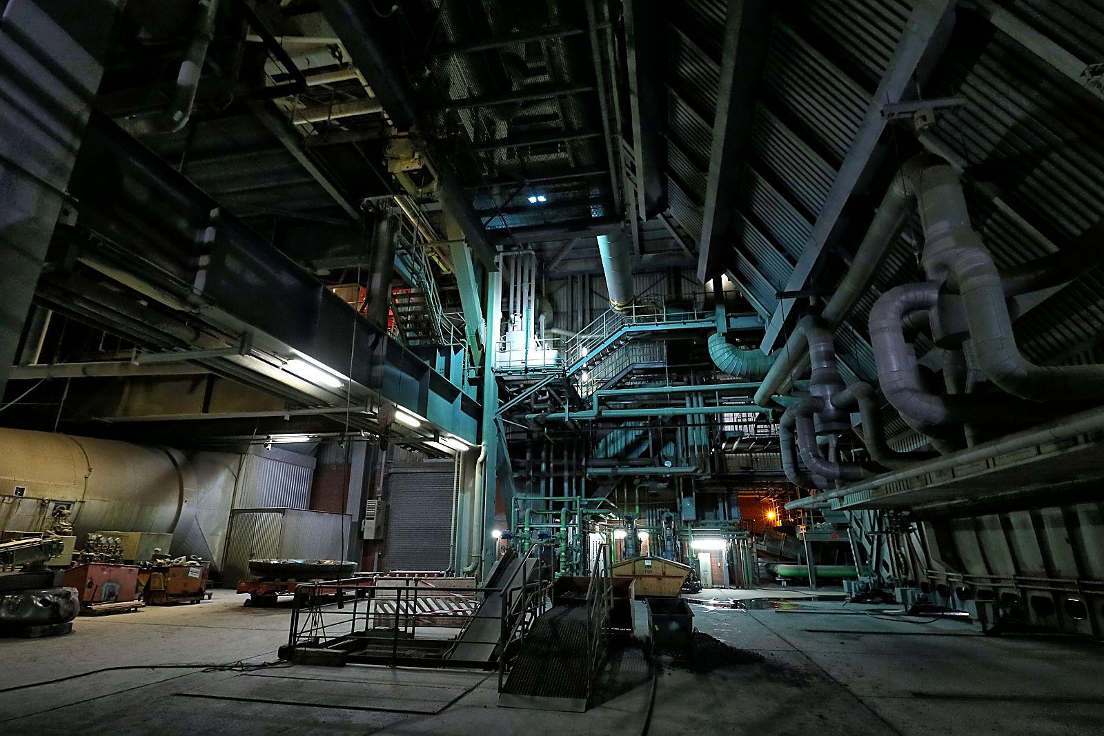 Besuch STEAG-Kraftwerk Walsum  1413