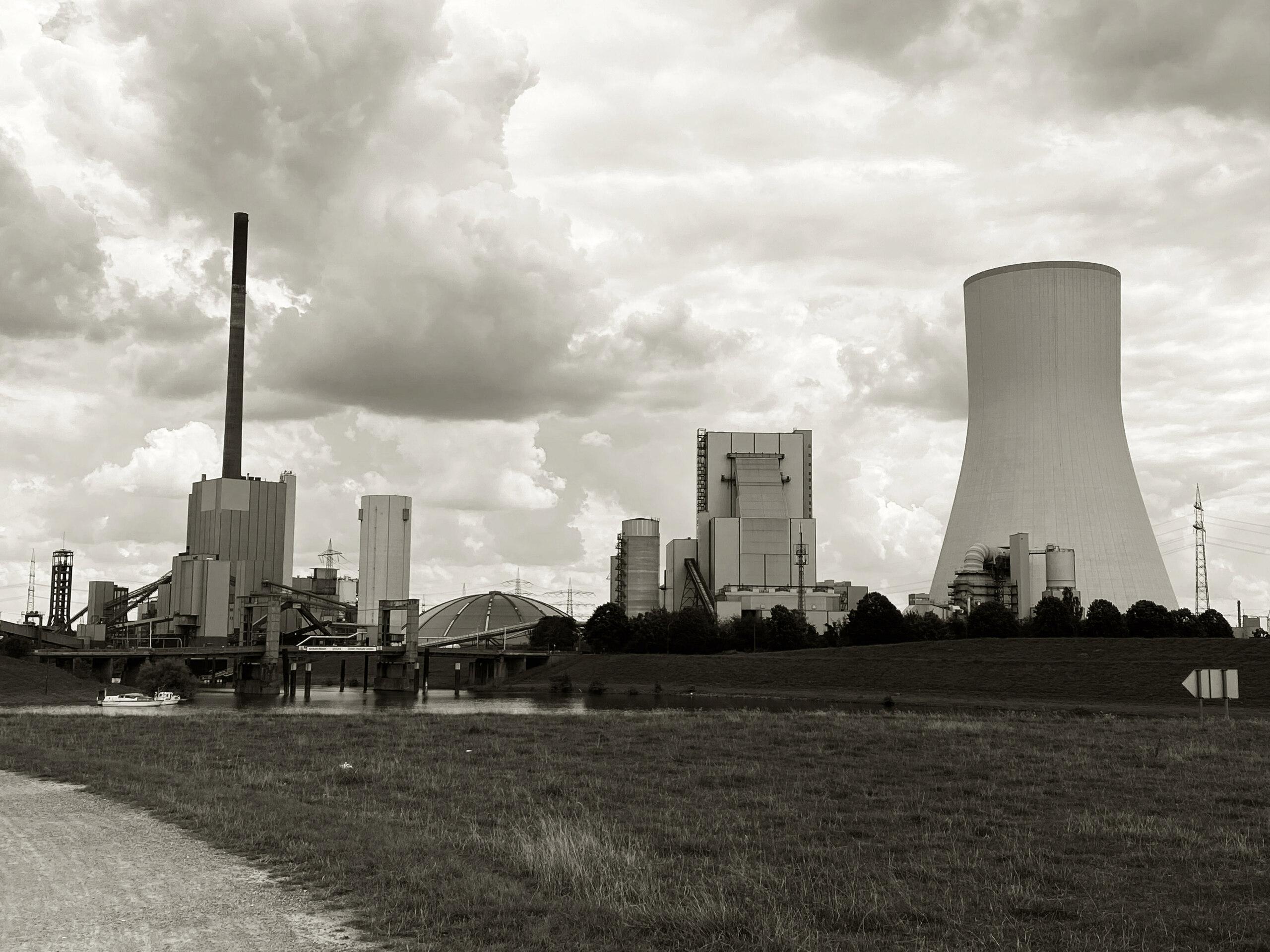 Kraftwerk Walsum 142