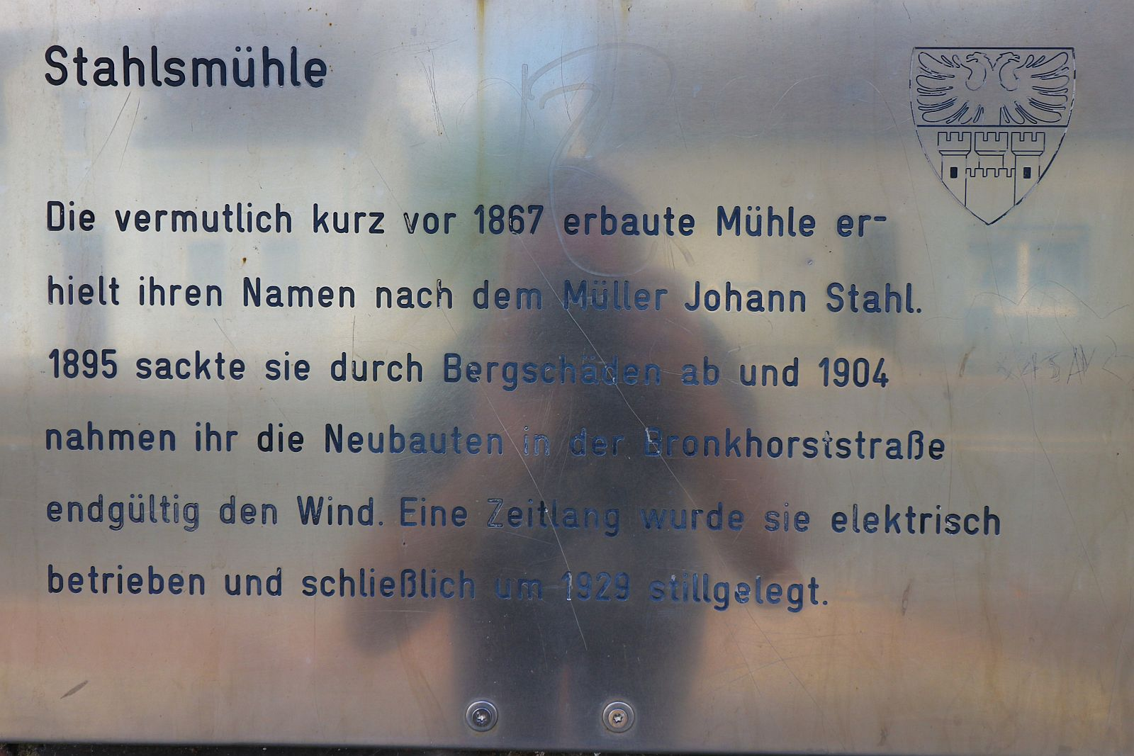 Stahlsmühle in Duisburg Meiderich. 227
