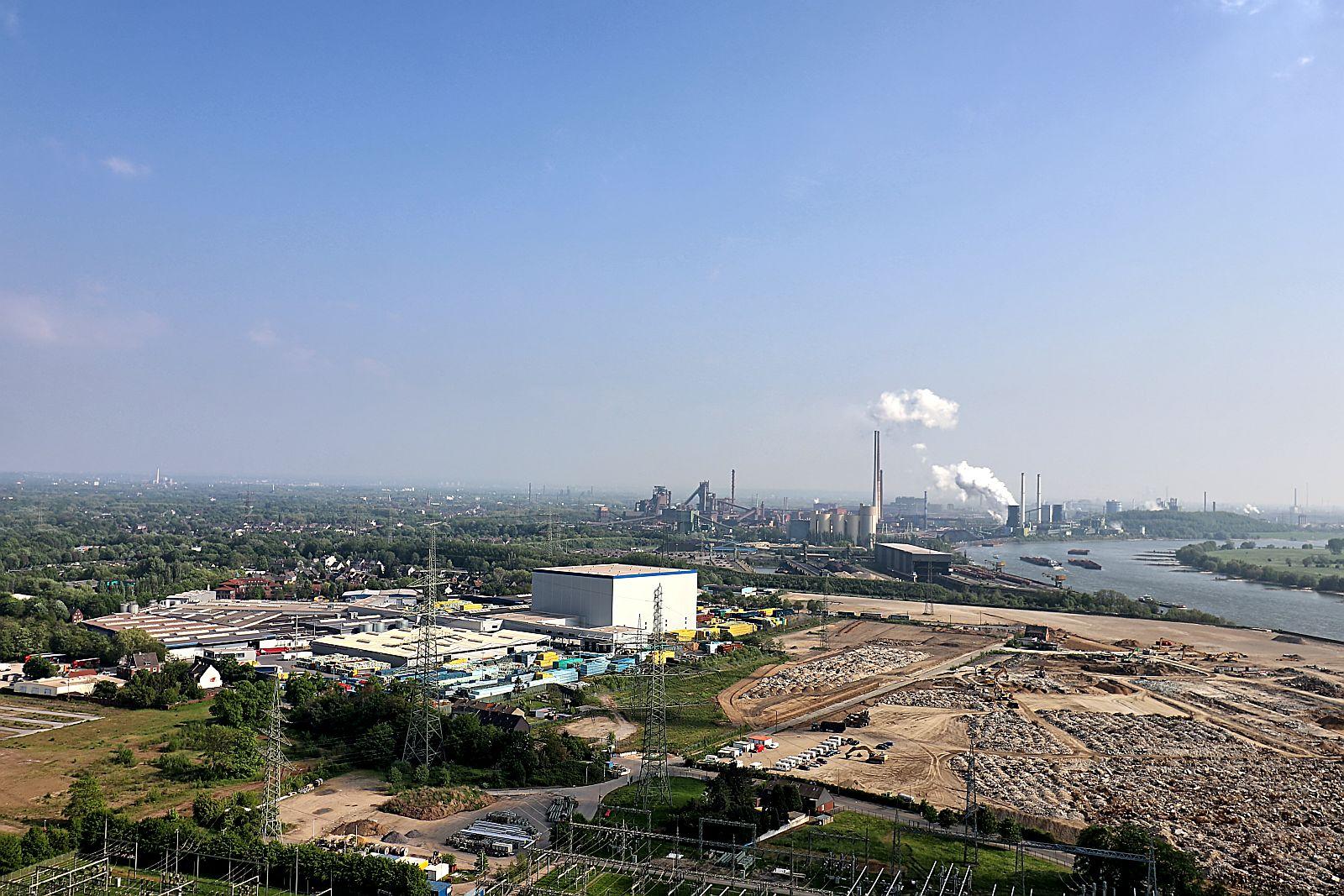 Besuch STEAG-Kraftwerk Walsum  2312