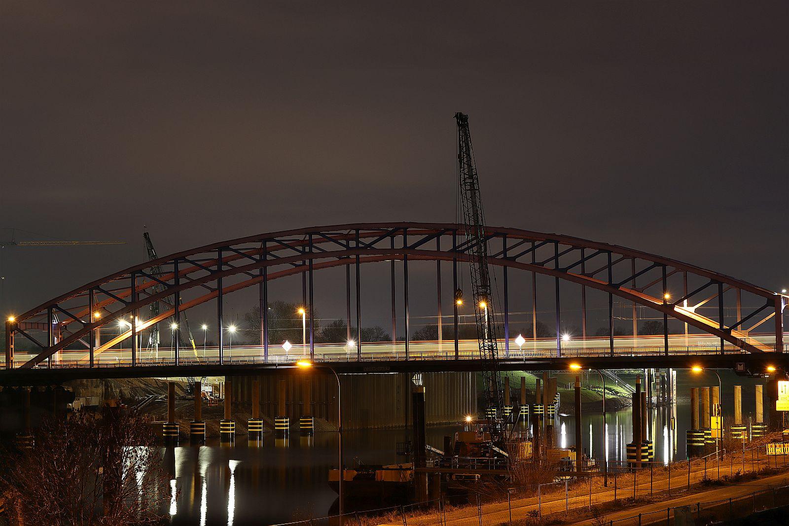 Unterwegs im Innenhafen Duisburg 234