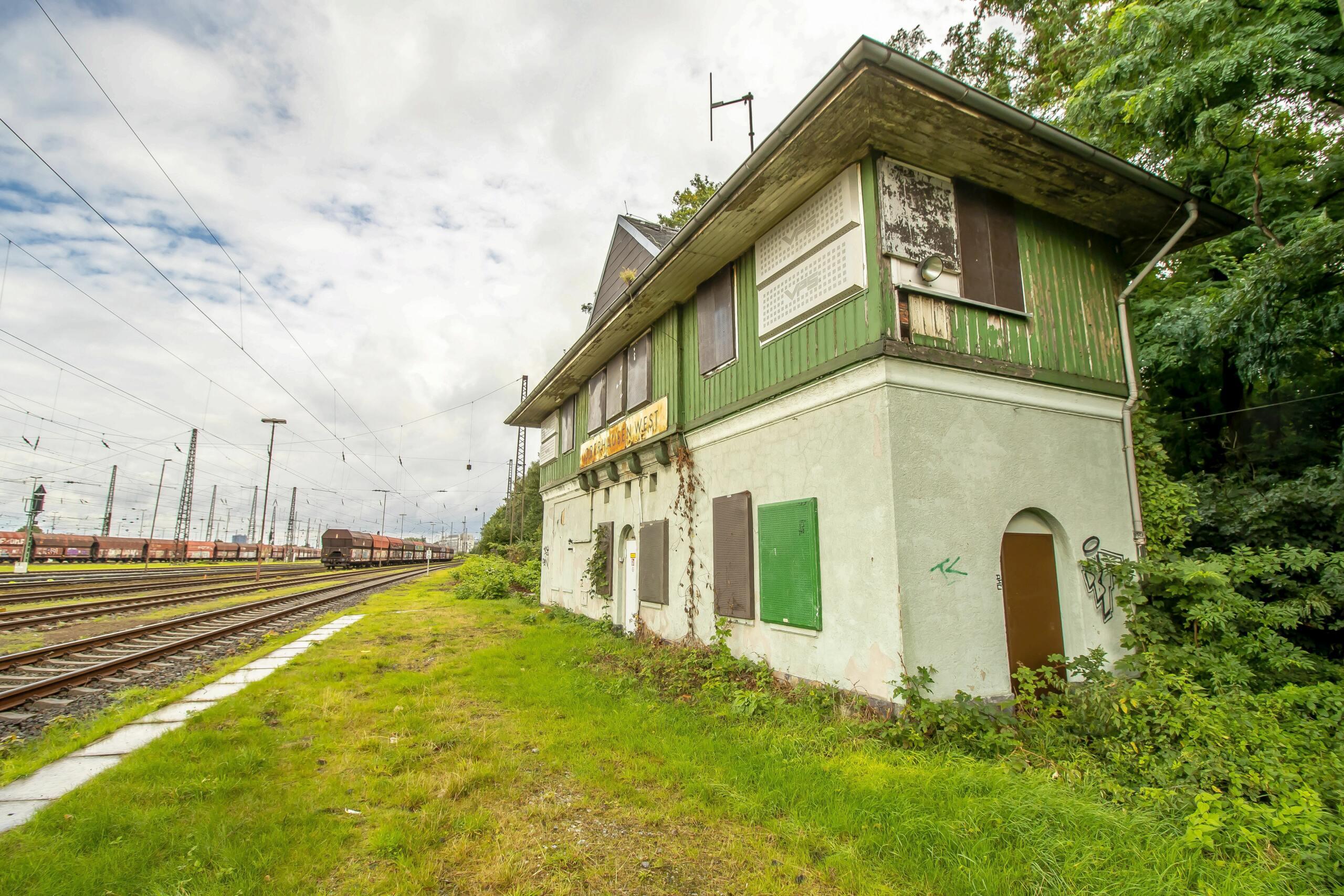 Stellwerk Oberhausen West 242