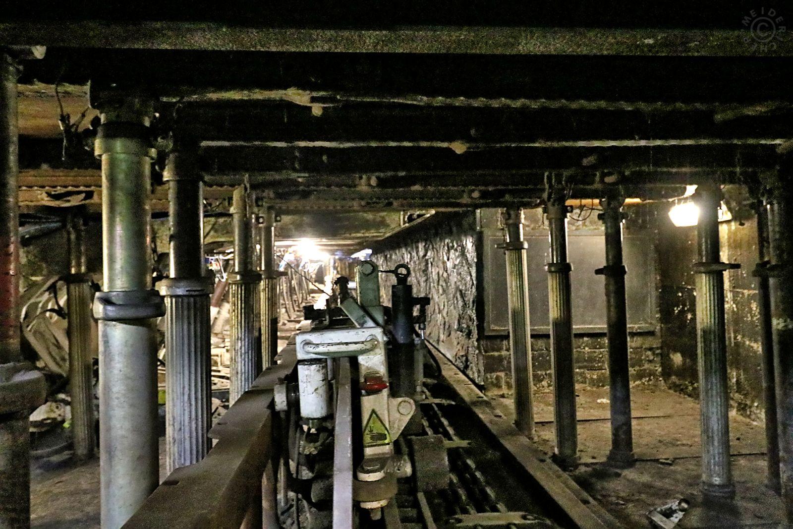 Besuch des Trainingsbergwerk Recklinghausen 2811