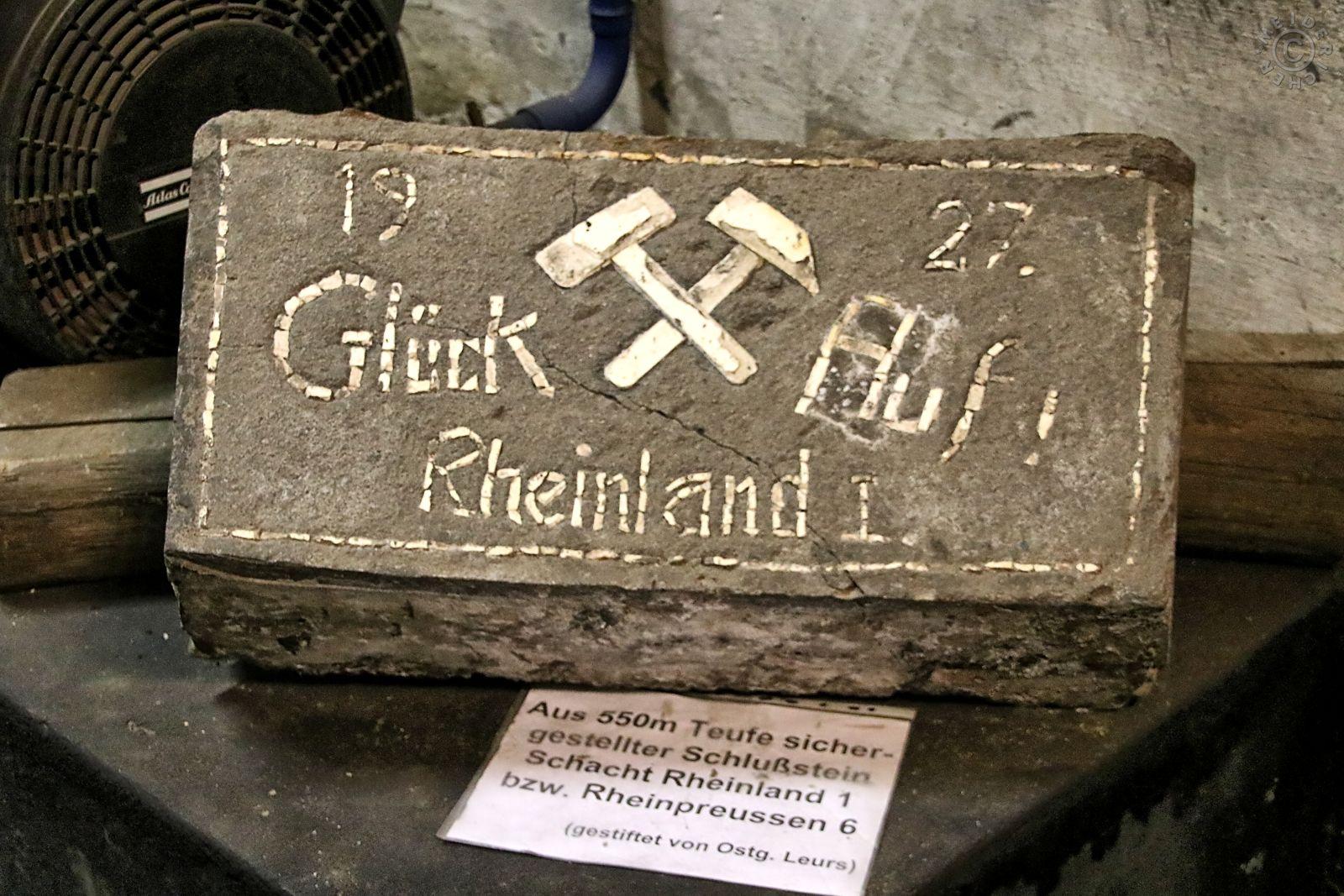 Zeche Rheinpreußen Schacht 4 3211