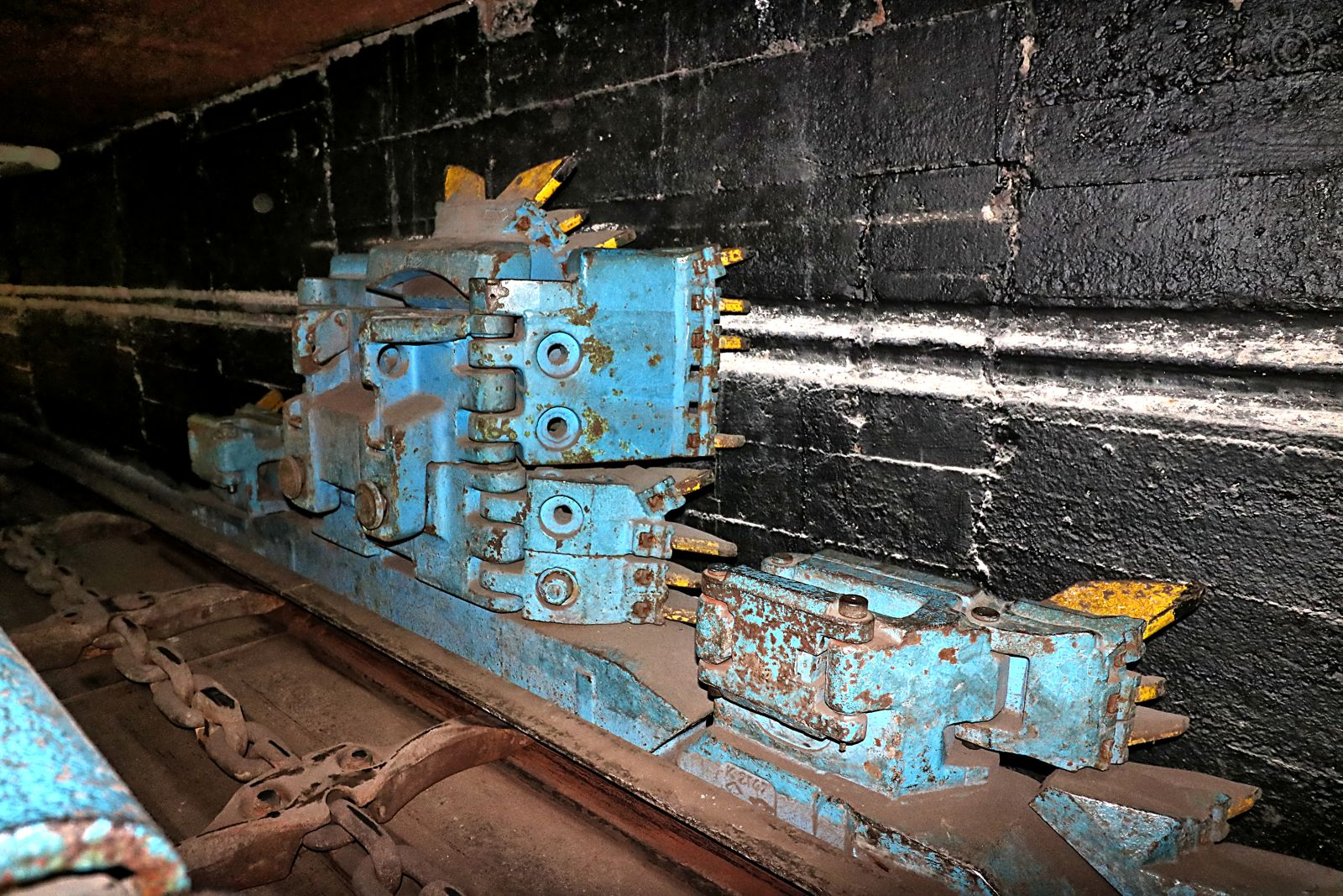 Besuch des Trainingsbergwerk Recklinghausen 3212
