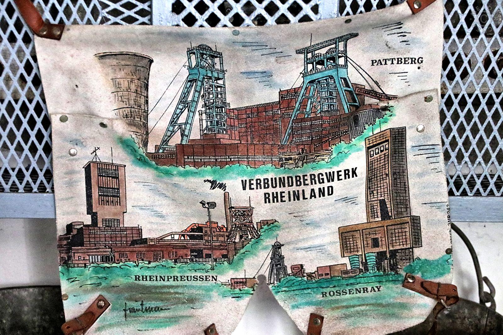 Zeche Rheinpreußen Schacht 4 3511
