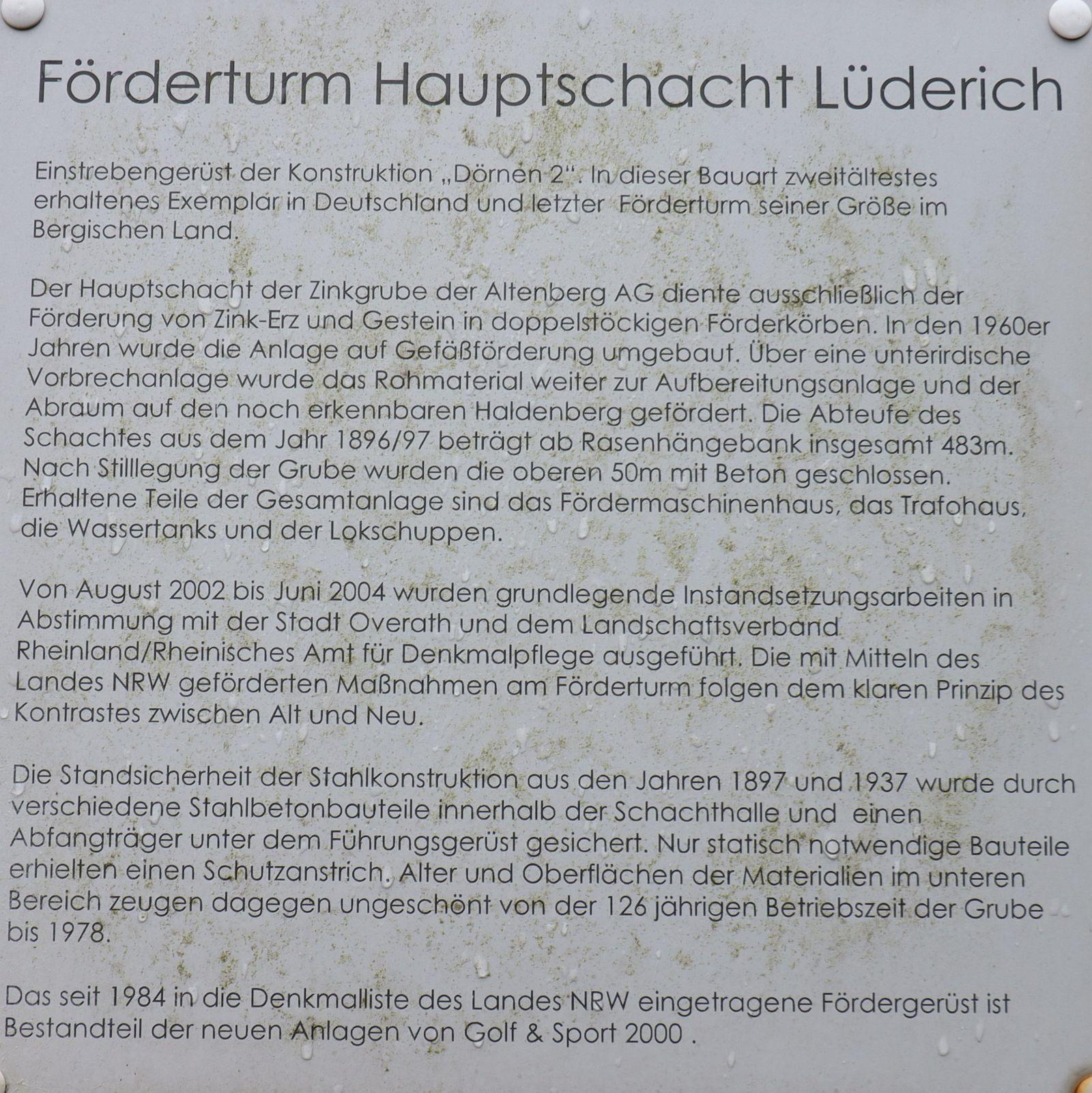 Grube Lüderich 428
