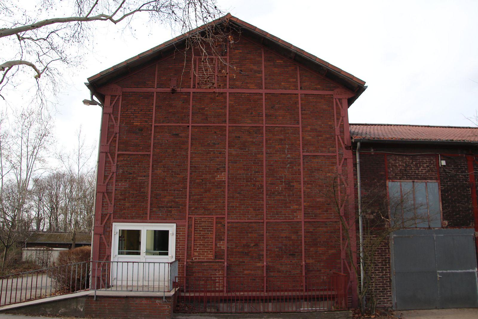 Zeche Rönsberghof in Duisburg-Beeck 521