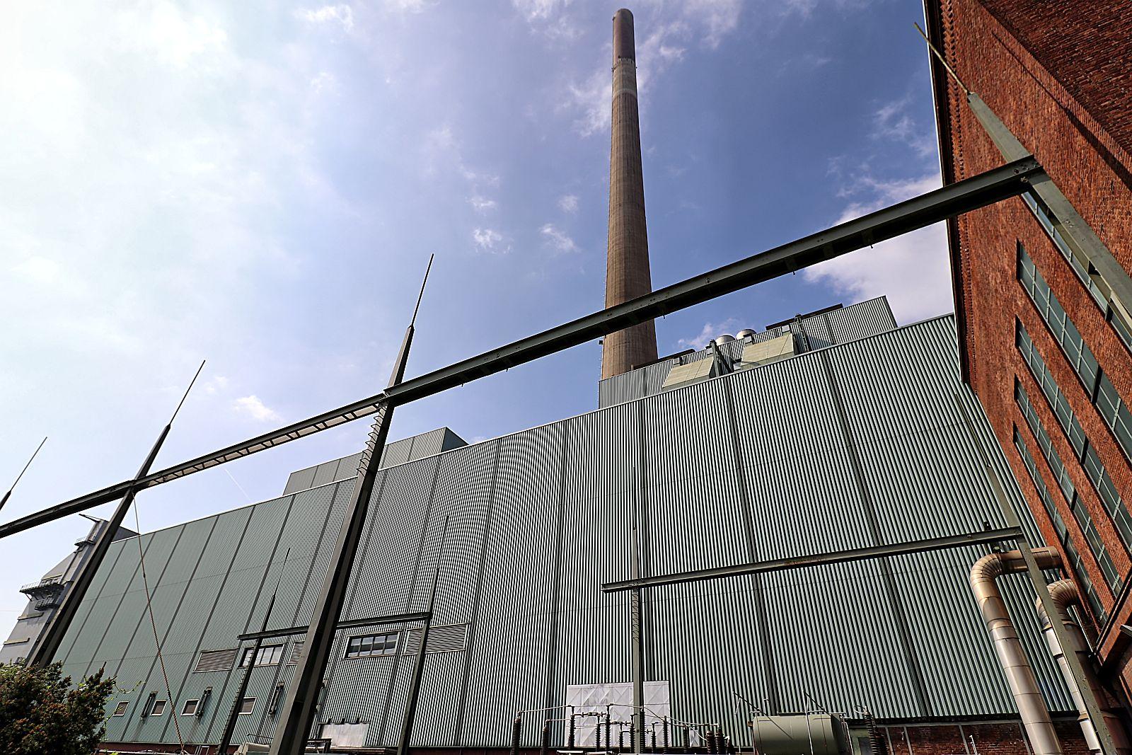 Besuch STEAG-Kraftwerk Walsum  525