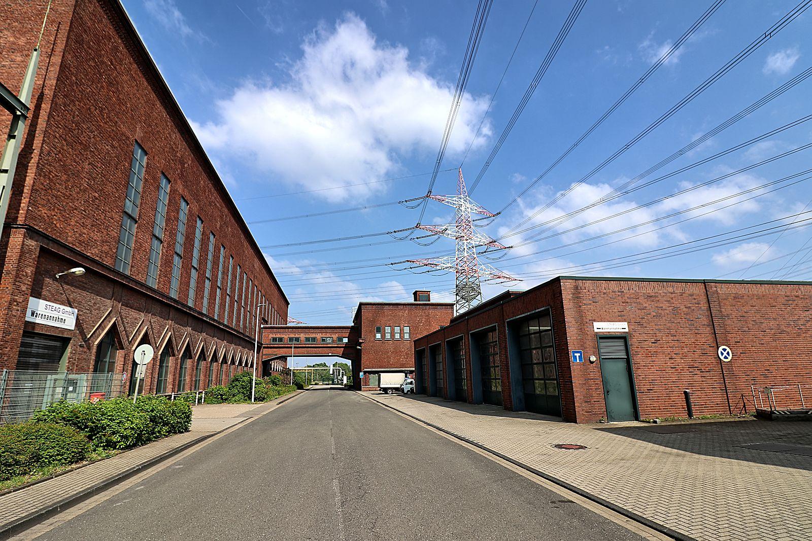 Besuch STEAG-Kraftwerk Walsum  622