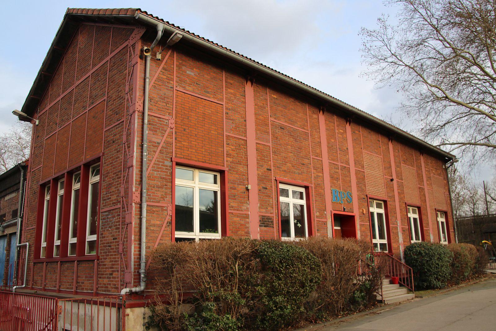 Zeche Rönsberghof in Duisburg-Beeck 718