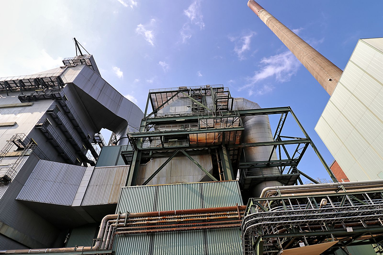 Besuch STEAG-Kraftwerk Walsum  721